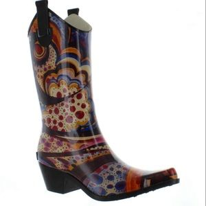 Corky's Rodeo Rain Rubber boots! 💥
